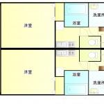 ALIVIO 602 1K 熊本大学まで徒歩5分