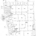 サクラシティー南区役所 区画割図